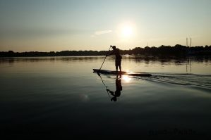 Stand and Paddle SUP 6126 by PaddleGallery