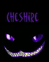 Cheshire Book Cover by mystiquefox13