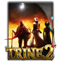 Trine2 icon2 by pavelber