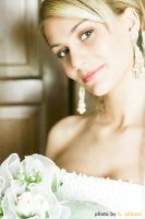 Bride Portrait by RaVeNBA