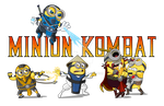 Minion Kombat by jmascia