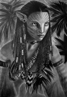 NEYTIRI by AngelasPortraits