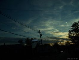 Silhouette Of Suburban Life 2 by reeses2150