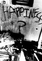 Happiness? by madijams