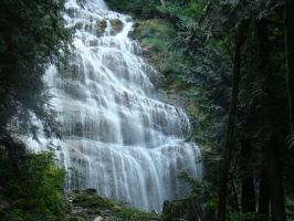 Bridal Falls 4 by Talc-AlysStock