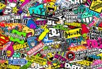 [HOONIGAN] Sticker Bombing by bora888