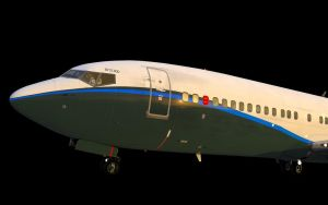 WIP RENDER PIC -  NEW NORMAL MAPS FOR PMDG 737 FSX by VanKaiser