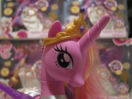 Headshot: Princess Mi Amore Cadenza by purpletinker