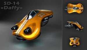Racer Concept by 40in
