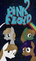 Pink Floyd... Ponified by Balloons504