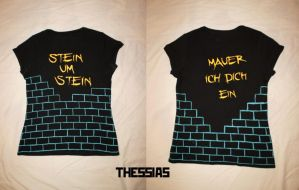 Stein um Stein Shirt by thessias