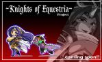 Mlp KNIGHTS OF EQUESTRIA : RARITY teaser by ShoNuff44