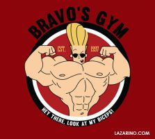 Bravo's Gym by Lazarino