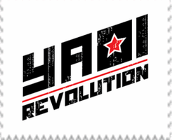 Yaoi Revolution Stamp (Do Not Download) by Levi-Ackerman-Heicho