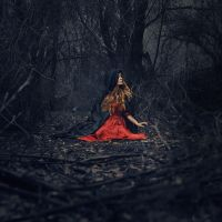In the Darkness of Night by parvanaphotography