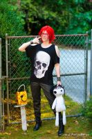 young grell punker 00 by goblincreations