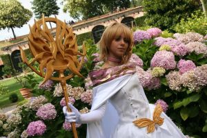 The power of Flowers.. by YunieBlossomCosplay