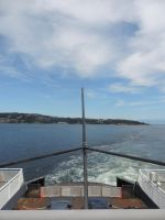 Day 4~Aboard the ferry~ by Mathayis