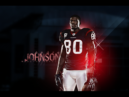 .-Andre Johnson Wallpaper-. by dynamiK-farr