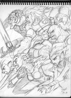 Thundercats_01 by monzon