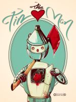 Tin Man by tintanaveia