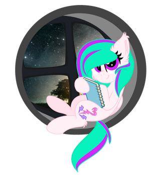 In the window by OhLilyLover