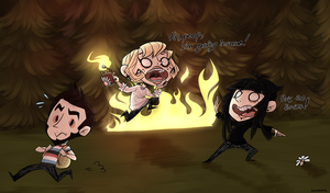 Don't Starve Together by HulaHoopLAL
