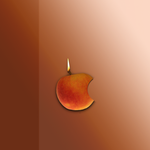 Apple Candle by TwinDagger