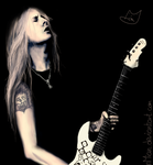 Jerry Cantrell by nMian