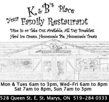 K and B's Place ad by jgrockphotos
