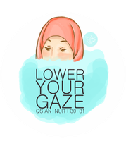 Lower Ur Gaze by zakyash