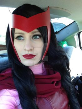 Scarlet Witch 2 by PepperMonster