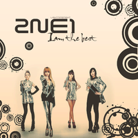 2ne1 - I am the best by Nobuyuki7