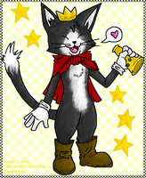 Cait Sith by l3ail3y