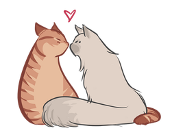 Kitties by LolaKills