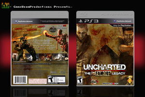 Uncharted The inFAMOUS Legacy by GRP-2009