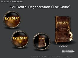 Evil Death Regeneration by 3xhumed