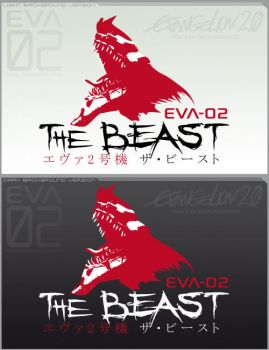 EVA-02 The Beast Project by ogamitaicho