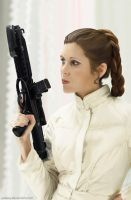Princess Leia by yodaxy