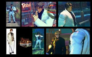 SSFIV Yakuza Guy from Final Fight Streetwise by monkeygigabuster