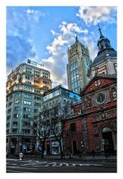 Madrid by P1eTru5zka