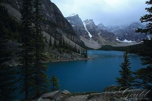 Glacier Blue by ThisWomanWanders