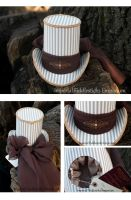 The Foolocracy Mini Top Hat by ImperialFiddlesticks