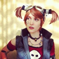 Gaige the Mechromancer by merryalycen