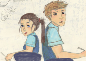 Arent we cool by EmmilliaBedillia