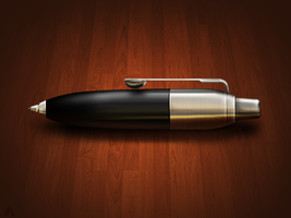 Pen by Ampeross