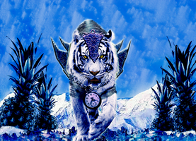 Frost Tiger by Phantom-Shadow16