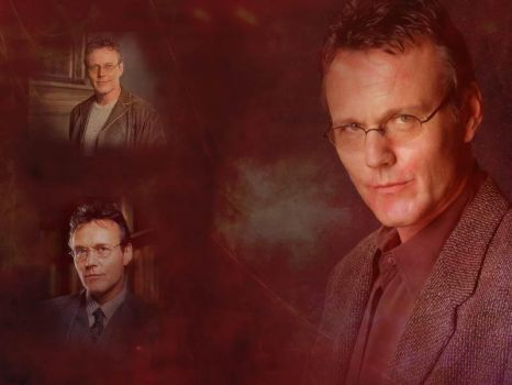 Giles/Anthony Head by meridianrose
