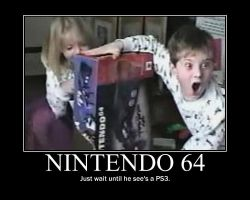Nintendo 64 demotivational by tucker9187