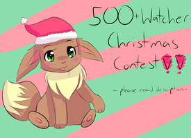 HONRUPI'S CHRISTMAS CONTEST -closed by honrupi
